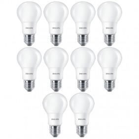 Kit Lampadine a Goccia LED Philips 13W 3000K E27 CORE100830