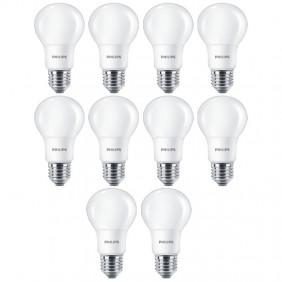 Kit Lampadine a Goccia LED Philips 13W 3000K E27 CORE100830