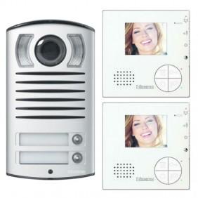Bticino 2-Wire Video entryphone kit Viva Voce...