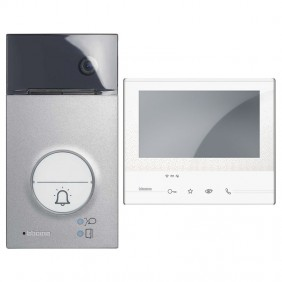 Bticino Classe 300X13E WiFi videophone kit with...
