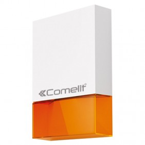 Siren anti-Theft Comelit 700 GR.2 Row from the Outer White SIR702AW