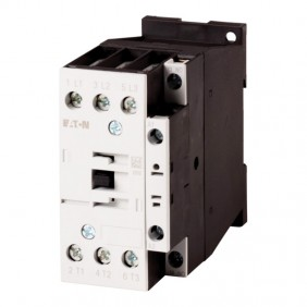 Power contactor Eaton 15kW 400V AC3 3P+1NO 277260