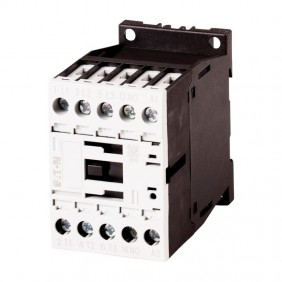 Power contactor Eaton 7.5 kW 400V AC3 3P+1NO 290073
