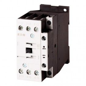 Power contactor Eaton 18.5 kW 400V AC3 3P+1NO 112442