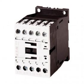 Contattore di potenza Eaton 5.5kW 400V AC3 3p+1NA 276830