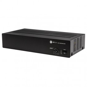 Amplifier RCF power for sound diffusion...