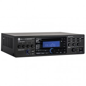 Amplifier, Mixer, RCF 320W 3 ZONES+BLT 12135105 AND 3323