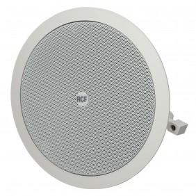 Speaker system RCF flush-mounting 6/3W WHITE color 100V 13110214 PL 60