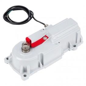 FAAC electromechanical motor in the basement of...