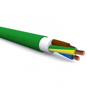 Cable Double Insulation flame retardants 3X6mmq...