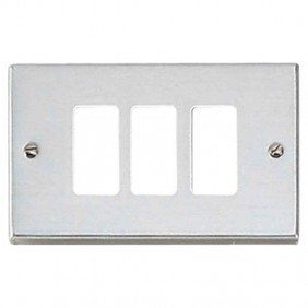 Master plate 3 holes stainless steel for master...