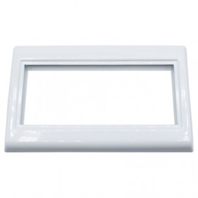 Frame Master White lacquered metal complete...