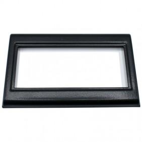 Frame Master Black lacquered metal complete...