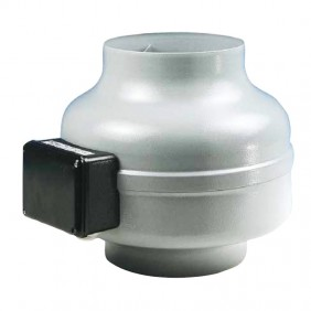 Centrifugal aspirator Elicent from pipe duct...