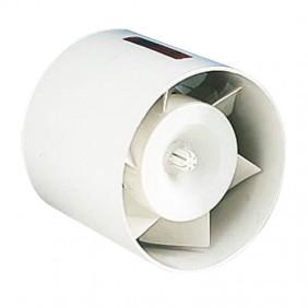 Aspirador de tubo elicente, aspirador de tubo helicoidal incorporado, diámetro 120 2TU1020