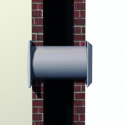 Vortex Wall mounted spiral vacuum extractor Ultra flat 100 11123