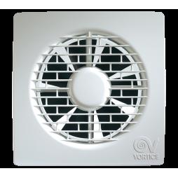 Vortice aspirateur Hélicoïdal ultra plat 120 11124