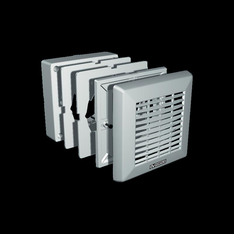 Vortice KIT Finestra per modelli Elicoidali diametro 100 22131