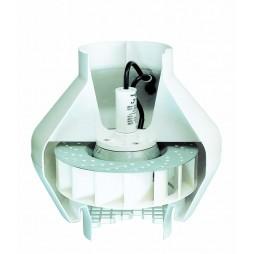 Vortice Rohrradialventilator Durchmesser 100 16008