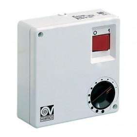 Regulador electrónico de vórtices para...