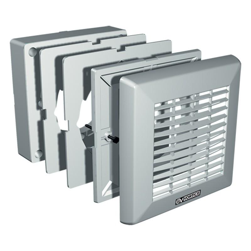 Vortice KIT Finestra per modelli Elicoidali da 120 22132