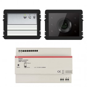 ABB universal starkit video door phone starkit basic kit for apartment buildings