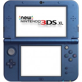 Console New Nintendo 3DS XL Colour Metallic Blue