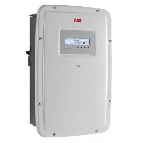 ABB TRIO 5.8KW TL-OUTD-S 400 three-phase PV inverter with disconnect switch