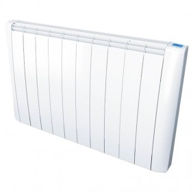 Wall-mounted electric radiator Sira Onyx 2000W 10 elements