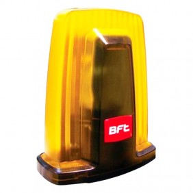 BFT Radius LED flashing light with integrated antenna 230V D114093 00002