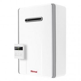 Rinnai INFINITY Water Heater 14 Liters Methane or Propane Air REU-A1420W-E-NG