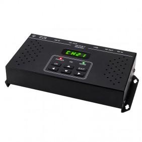 Audio modulator Video FTE and LOOP HDMI input to DVB-T MOD200HD