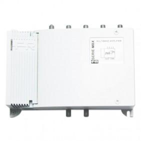 Pbx TV Fracarro 1 input band III+DAB,UHF 43dB...
