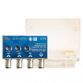 Amplificatore da palo FTE 3 Iingressi VHF +...