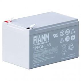 Batteria Fiamm 12V 12AH per UPS 12FGHL48