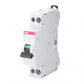 Interruttore Magnetotermico ABB SN201 10A 1P+N 6KA C 1 Modulo SN201C10