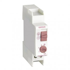 Temporizzatore Luce Scale Orieme 1 Modulo DIN TREALUX 210