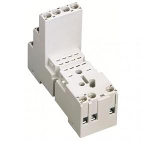 Prise Abb CR-M4LS pour relais industriel 4...
