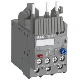 ABB 24-29A Class 10 TF4229 Thermal Overload Relay TF4229