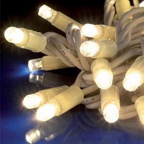 Serie Luci Natalizie Wimex 60 LED luce calda con Flash 4501315