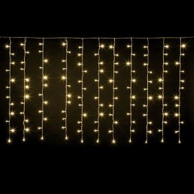 Tenda Natalizia Wimex 300 LED luce calda prolungabile 4501120
