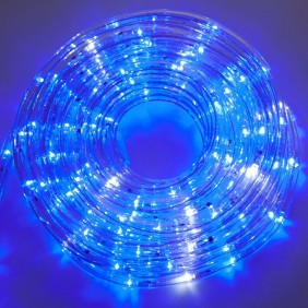 Vertical Wimex LED tube light 10 meters Blue 4502004X