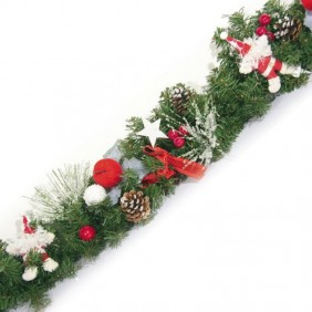 KOSMOS Geocoplast Christmas decoration length 180 cm 30810983