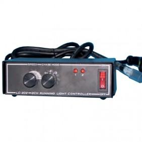 Unité de contrôle intermittent Wimex pour tubes lumineux à deux voies 4502054