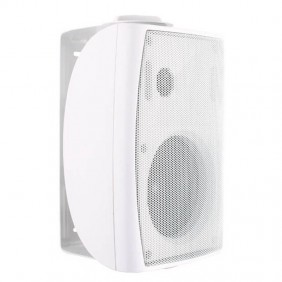 Wall mounted Vivaldi loudspeaker 10W/100V White EN54 LARA9TW