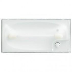 Bticino Axolute lampada emergenza incasso 6 moduli H4386X3