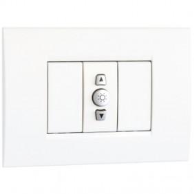 Dimmer recessed Vemer for civil series 1 module White VE772200