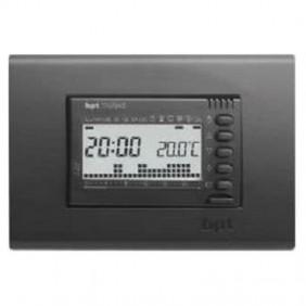 Cronotermostato digitale ad incasso BPT TH/345 Grigio 69405400