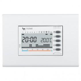 Chronothermostat numérique intégré BPT TH/345 Blanc 69405300