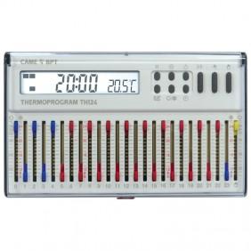 Cronotermostato a cursori BPT TH/124 elettronico giornaliero 69403510